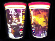Star Wars trilogy promotional Pizza Hutt cup