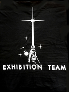 Official Star Wars Exhibition - The Magic Of Myth T-shirt