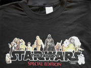 Official Star Wars Special Edition t-shirt