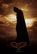 Batman Begins international one sheet poster