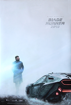 Blade Runner 2049 advance style B movie one sheet poster