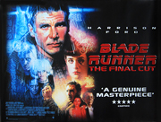 Blade Runner - The Final Cut 2015 re-release movie quad poster