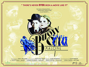 Bugsy Malone re-release film quad poster