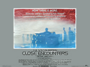 Close Encounters Of The Third Kind - Special Edition quad poster