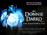 Donnie Darko Director's Cut quad poster