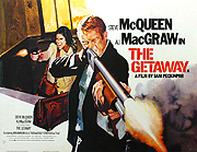 The Getaway quad Poster