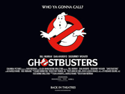 Ghostbusters quad poster