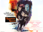 Hanover Street movie quad poster