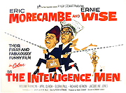 The Intelligence Men quad poster