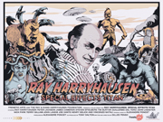 Ray Harryhausen - Special Effects Titan movie quad poster