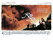 Rob Roy movie quad poster