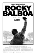 Rocky Balboa British one-sheet poster