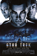 Star Trek 2009 international one sheet movie poster