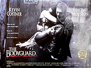 THE BODYGUARD quad poster